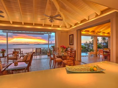 Photo for Expansive views, recently on House Hunters Intl. Wow what a year!