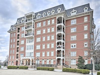 Photo for NEW! Luxe Raleigh Condo - Mins to Downtown!