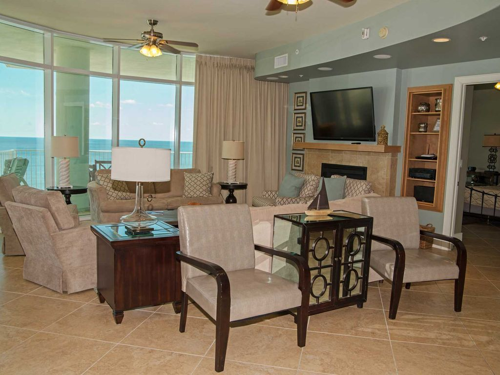 Corner Condo 4 Bed 4 5 Bath Sleeps 15 Turquoise Place 120 Orange Beach Alabama Gulf Coast