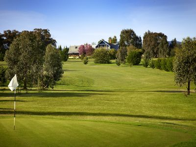 Photo for Lawson Lodge Country Estate and Private Golf Course in the Macedon Ranges