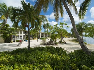 Photo for Toto Kai Island House - Beautiful Island House just step from Rum Point Beach