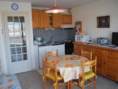 Photo for FORT-MAHON-PLAGE: Apartment between dunes and beach
