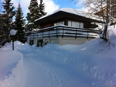 Photo for VAST AND BEAUTIFUL CHALET FOR FAMILY HOLIDAYS IN THE HEART OF CHAMROUSSE
