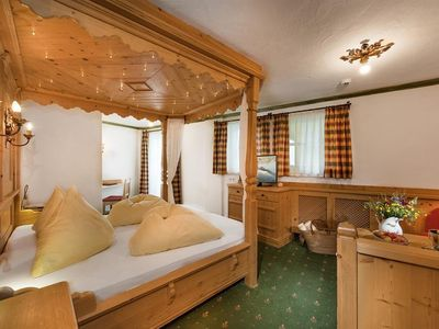 Photo for Double room B with shower, separate toilet - Hauserbauer, Alpengasthof-Landhotel
