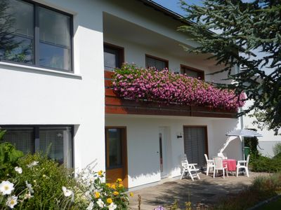 Photo for cozy, spacious apartment in a small village in the Sauerland experience