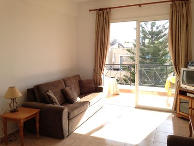 Photo for 1BR Apartment Vacation Rental in Paphos, Paphos