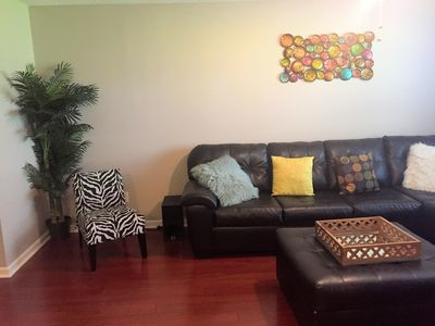 Photo for 1BR Townhome Vacation Rental in Charlotte, North Carolina