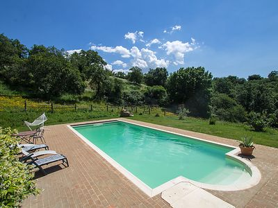 Photo for Vacation home Casalini in Scansano - 4 persons, 1 bedrooms
