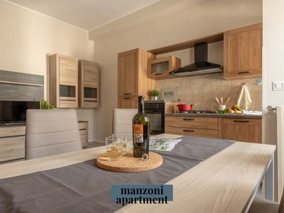 Photo for Two-room apartment finished brand new with independent entrance.