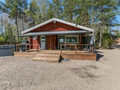 Photo for Vacation home Jarsala in Taivassalo - 4 persons, 2 bedrooms