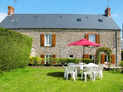Photo for Vacation home La Bonneraie (MCE401) in St.Maurice-en-Cotentin - 6 persons, 4 bedrooms