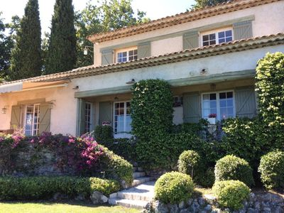 Photo for Holiday house Vence for 4 - 6 persons with 3 bedrooms - Stately country house / villa