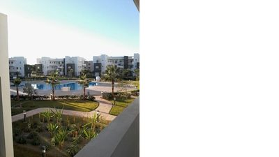 Photo for Beautiful 2 Bedroom Apartment in residence with swimming pool