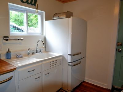 Photo for Dogwood Cottage: A Renovated Retro Cottage-2 Full Baths, A/C, Wi-Fi, Fire Pit