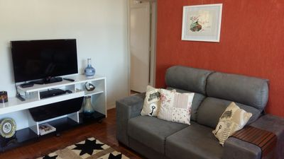 Photo for 3 BEDROOM APARTMENT FURNISHED - ACCOMMODATION 7 PEOPLE