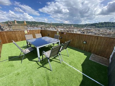 Photo for Beautiful Bath Apartment with Views!