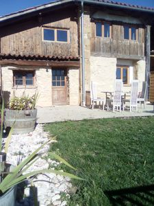 Photo for 2BR Cottage Vacation Rental in Gensac-De-Boulogne, Occitanie