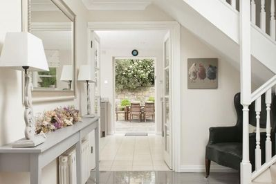 Your grand entrance hall sets the tone