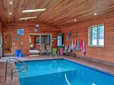 Photo for Spacious Flagstaff House w/Private Pool & Hot Tub!