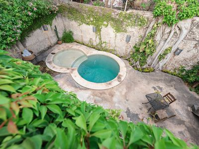 Photo for Charming, Spacious Vine-Covered Colonial In Mérida
