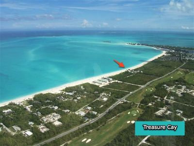 Photo for Private, Oceanfront, Ground-level Condo – 6 steps until toes in the sand!