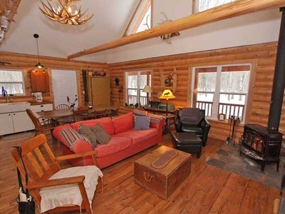 Photo for 2BR Cottage Vacation Rental in Miller Lake, ON