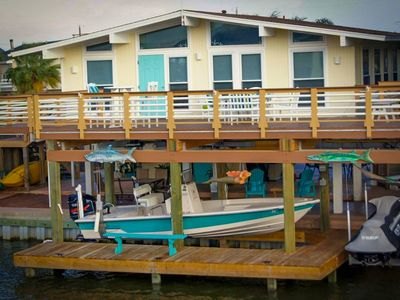 MERMAIDS' LAIR - Pet friendly/Kayaks/Boat lift/Jet Ski Lift/Fish Light/Bikes
