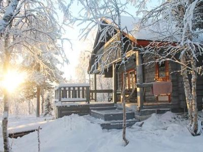 Photo for Vacation home Hilla in Kittilä - 4 persons, 1 bedrooms