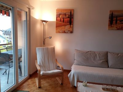 Photo for Cosy Apartment next to the train station and Lake Leman