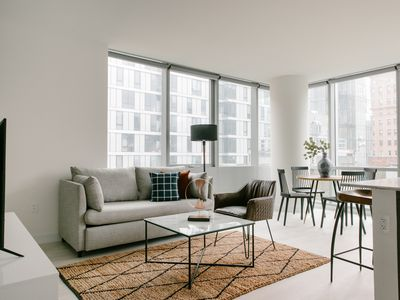 Photo for Sonder | Essex on the Park | Sleek 1BR + View