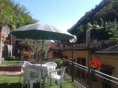 Photo for Cute little house in the quiet campagna, but still close to Florence