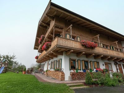 Photo for Fantastic, spacious and luxurious penthouse apartment in Kirchberg in Tyrol