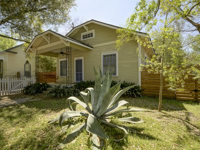 Photo for Historic 2BR Austin Home w/ Upscale Amenities – 15-minute Walk to Downtown