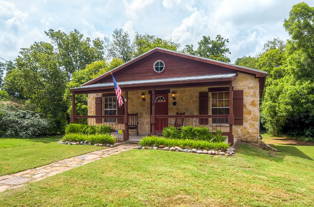 Family Friendly 2br Glen Rose Cottage Near Town Glen Rose