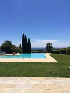 Photo for Stunning Villa in Antibes Juan-les-Pins For Party or Family