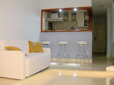 Photo for Brand new 2 bedrooms on the most lively of Copacabana