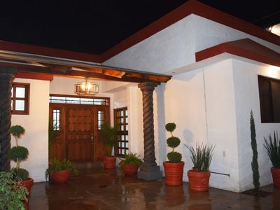 Photo for Casa Ocelocalli - Private House a few steps from the Pyramids of Teotihuacán