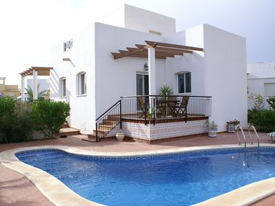 Photo for Chill Out In Lovely Villa With Pool With Mountain Views