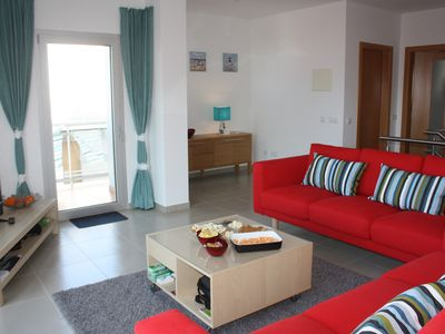 Photo for Rental Pescaria with three bedrooms and three bathrooms (with sea view)