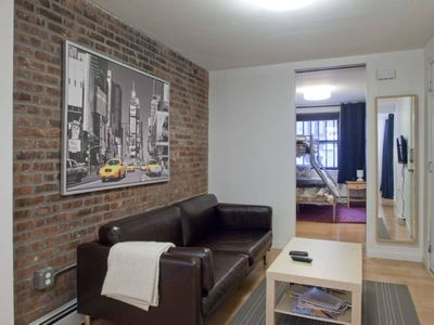 Photo for Live like a New Yorker and stay in a Manhattan Brownstone!