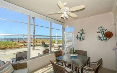 Photo for Exquisitely renovated with direct Gulf front access on First floor – Free Boat Docks & WiFi