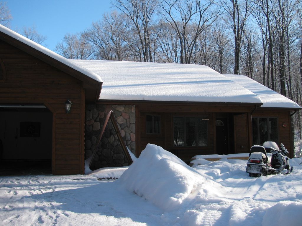 Why Spend Tons Amazing Petoskey Home 10 Acr Vrbo
