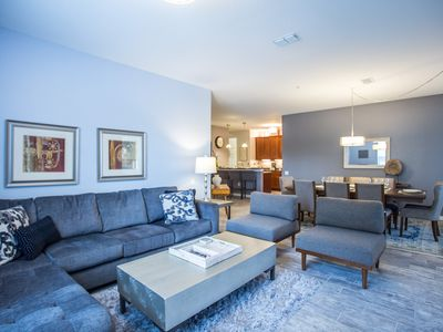 Photo for Vacation in luxury in this beautifully decorated 3BD/2BA condo!