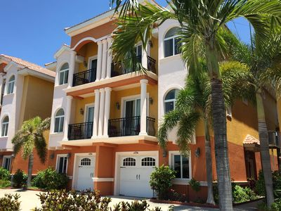 Photo for The Best of the Beach & Bay: 3,000 Sq Ft Waterfront Beach Townhouse: