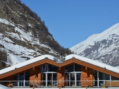 Photo for Apartment Haus The Lodge in Zermatt - 10 persons, 5 bedrooms