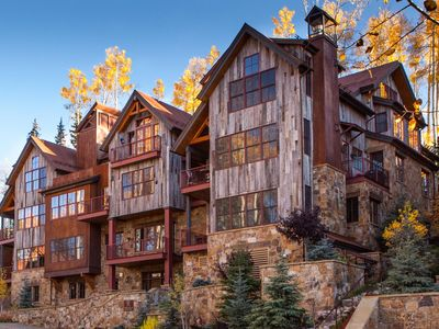 Photo for Luxury Ski in/out Condo - Perfect for a Small Family