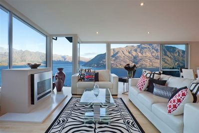 Spacious Living with Gas Fire