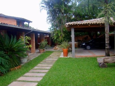Photo for THE HOUSE FOR YOUR HOLIDAYS garden, wifi, sky, 800 mts from the sea, we accept your dogs
