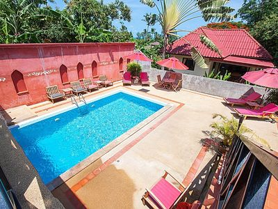 Photo for House in Ko Samui with Air conditioning, Parking, Balcony (555302)