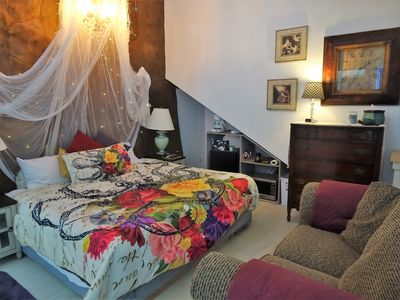 HONEYMOON OCEAN SUITE, Baja Malibu, 1 KING, 1 DOUBLE BED, 3 miles Rosarito, MX